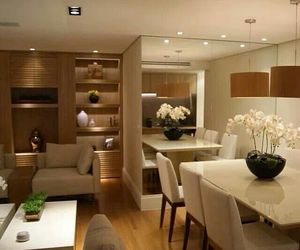 chic, idea, and room image