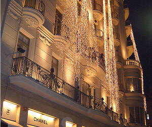 chanel, light, and luxury image