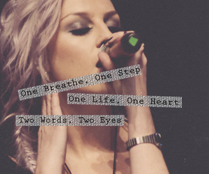 perrie edwards, zerrie, and pretend it's ok image
