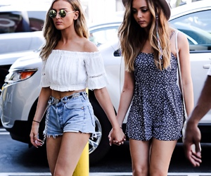 jerrie, perrie edwards, and little mix image