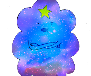 adventure time, background, and lumpy space princess image