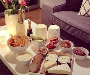 food, love, and luxury image