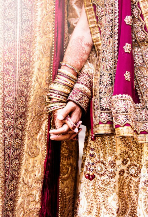 Traditional Indian marriage ❤ discovered by beauTaeful♛♡