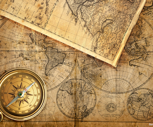 compass, history, and international image