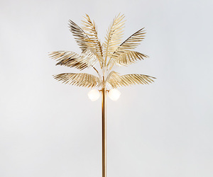 cool, decor, and palm tree image