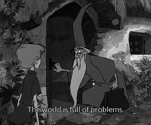 problem, world, and disney image