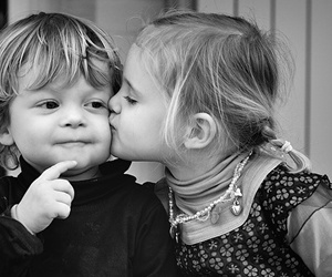 cute, love, and kids image