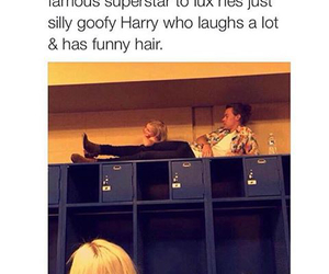 one direction, funny, and Harry Styles image