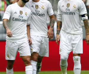 real madrid, isco, and james rodriguez image