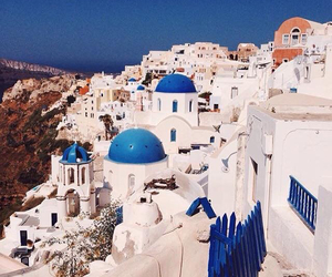 Greece, holiday, and inspiration image