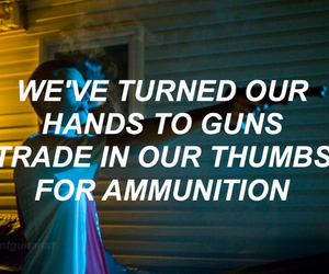 twenty one pilots and guns for hands image