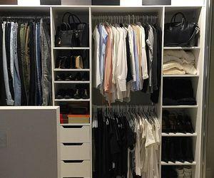 beauty, closet, and goals image