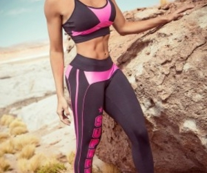 fitness, motivation, and danibanani image