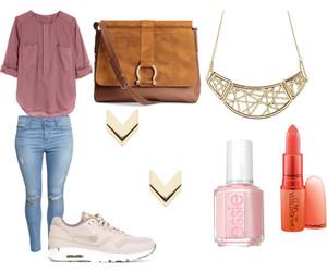 air max, casual, and fashion image