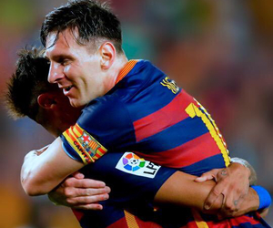 leo messi, fc barcelona, and lionel messi image