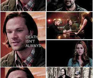 Sam, sam winchester, and supernatural image
