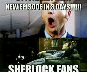 doctor who and sherlock image
