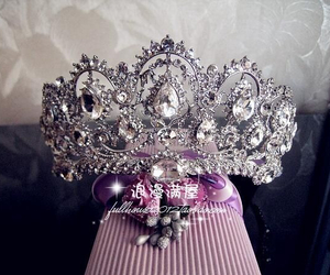 15, crown, and quinceanera image