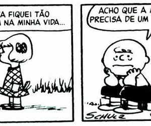 charlie brown, coracao, and peanuts image