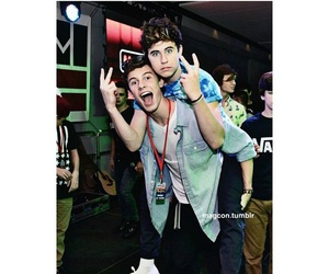 nash grier, shawn mendes, and magcon boys image