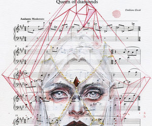 art and music image