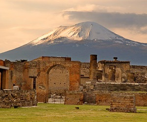 holiday, natural disaster, and pompeii image