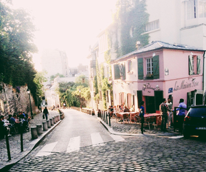 street, city, and france image