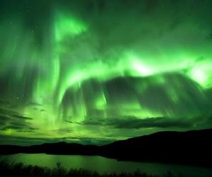 aurora, aurora borealis, and breathtaking image