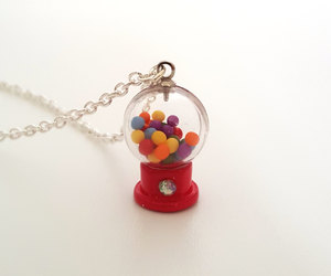 accessoires, gifts, and gumballs image