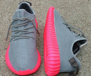 shoes and yeezy image