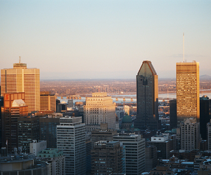 buildings, canada, and city image