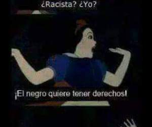 negro, chiste, and blancanieves image