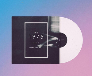 vinyl, the1975, and facedown image