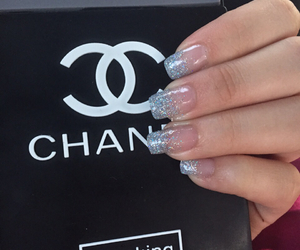 art, baby, and chanel image