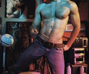 chris evans, hot guy, and dude image