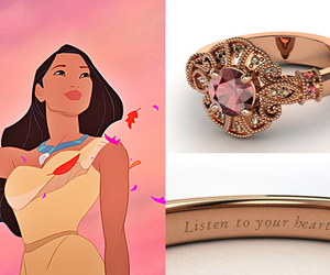 disney, jewlery, and princess image