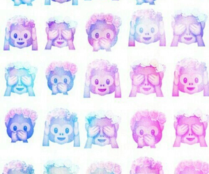 Emoji Monkey And Wallpaper Image