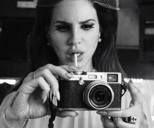 lana del rey, lana, and camera image