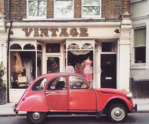 vintage and shop image