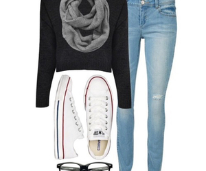 converse, fall, and Polyvore image