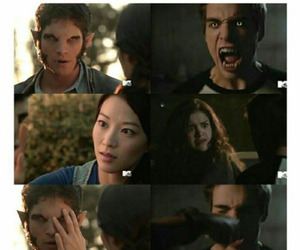 teen wolf, liam, and liam dunbar image
