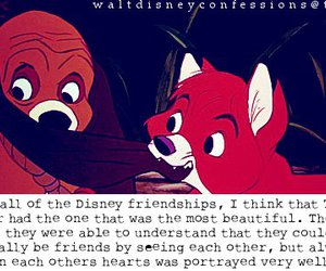 copper, disney, and tod image