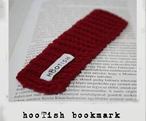 bookmark, hootish, and crochet image