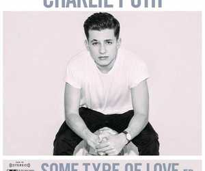 music, charlie puth, and some type of love image