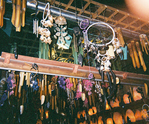 Dream, vintage, and dream catchers image