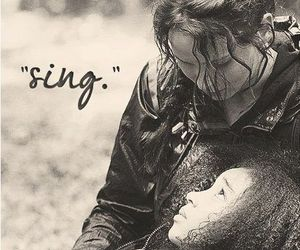 rue, sing, and the hunger games image