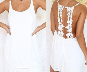 dresses and white image