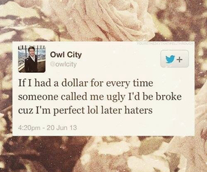 Owl City and perfect image