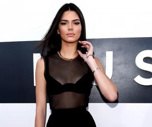 kendall jenner, model, and kardashian image