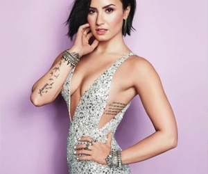 demi lovato, demi, and singer image